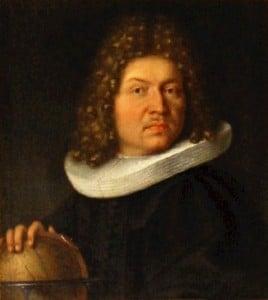A portrait of Jacob Bernoulli