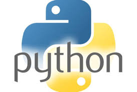 The logo of the programming language Python
