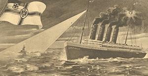 SM U-20 sinking of RMS Lusitania