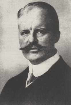 A picture of Arthur Zimmermann