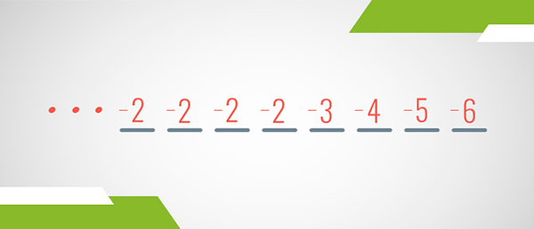 An example of non-standard (mix-radix) positional numeral system